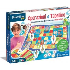 Operazioni e Tabelline
