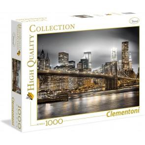 New York Skyline 1000 pezzi High Quality Collection