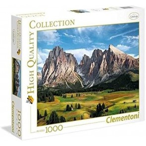 The Coronation of the Alps 1000 pezzi High Quality Collection