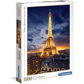 Tour Eiffel 1000 pezzi High Quality Collection