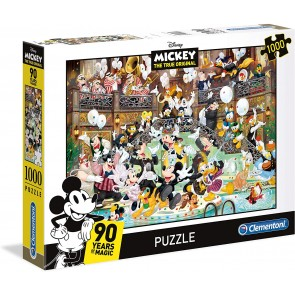 Puzzle Clementoni 1000 pezzi. Disney Gala