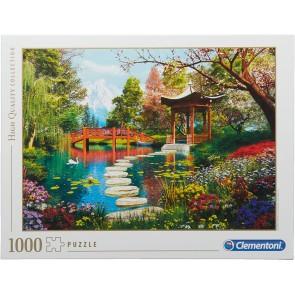 Puzzle 1000 pezzi Fuji Garden