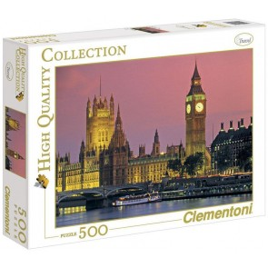 London 500 pezzi High Quality Collection