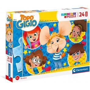 Puzzle 24pz. Maxi. Topo Gigio