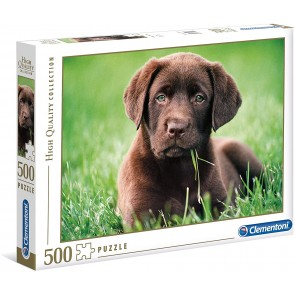 Chocolate Puppy 500 pezzi High Quality Collection