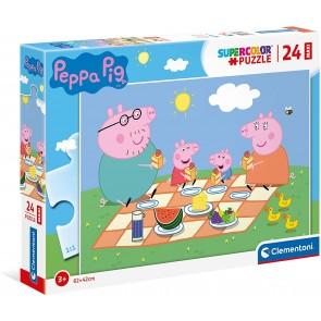 Puzzle 24 Maxi Peppa Pig