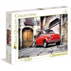 Fiat 500 Puzzle 500 pezzi