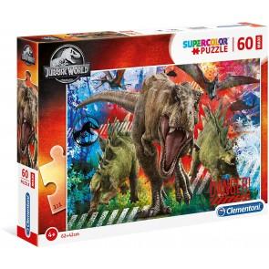 Jurassic World Puzzle, 60 Maxi Pezzi