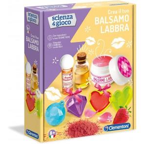Crea il tuo Balsamo Labbra