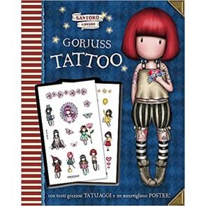Libro tattoo. Gorjuss. Ediz. a spirale