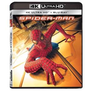 Spider-man (Blu-ray + Blu-ray 4K Ultra HD)