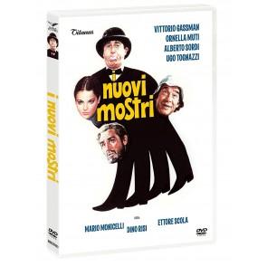 I nuovi mostri DVD