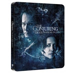 The Conjuring 3. Per ordine del diavolo (Blu-ray + 4K Ultra HD)