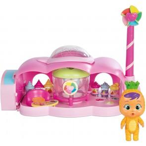 Cry Babies Magic Tears Series Tutti Frutti Playset