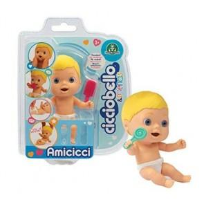 Cicciobello Amicicci, Bambino con espressioni Divertenti e Accessori Casuali