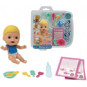 Cicciobello Amicicci, Baby con Set pasto e Accessori