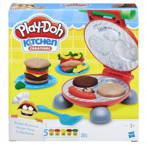 Play-Doh. Burger Set