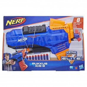 Nerf. Elite Rukkus Ics 8