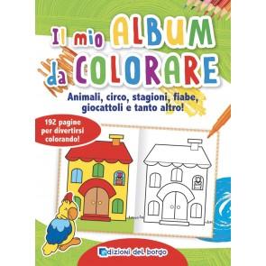 Il mio album da colorare