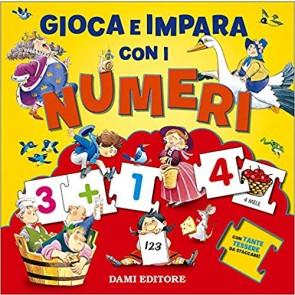 Gioca e impara con i numeri. Ediz. a colori
