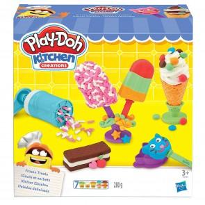 Play-Doh. Gelati E Ghiaccioli