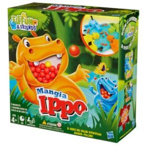 Gaming. Mangia Ippo