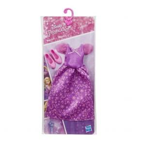 Hasbro. Principesse Disney. Rapunzel. Vestito + Scarpette - Fashion Pack
