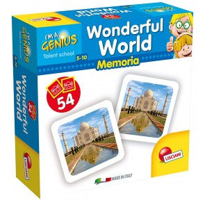 I'm a Genius. Memoria 100 Wonderful World