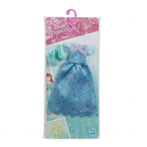 Hasbro. Principesse Disney. Ariel. Vestito + Scarpette - Fashion Pack