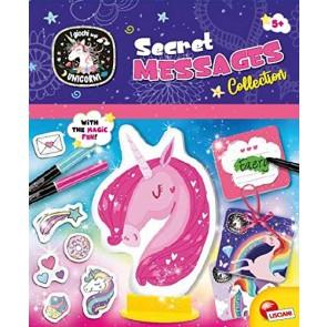 I giochi degli Unicorni. Secrets Messages