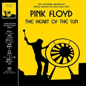 The Heart of the Sun (Gold Coloured Vinyl)