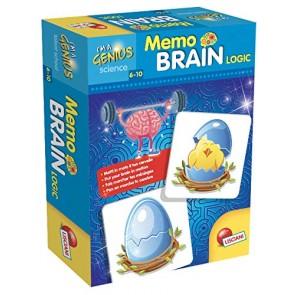 I'm a Genius science. Memo Brain Titolo 1