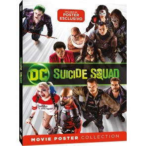 Suicide Squad. Movie Poster