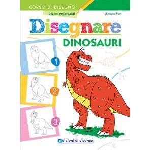 Disegnare dinosauri. Ediz. a colori