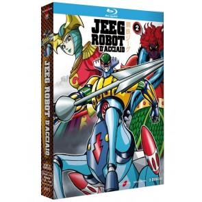 Jeeg Robot d'acciaio vol.2