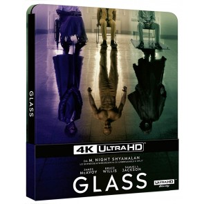 Glass. Con Steelbook