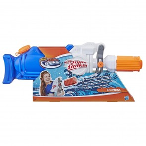 Nerf Supersoaker. Soa Hydra