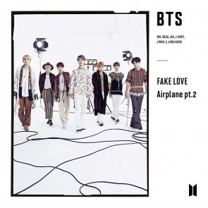 Fake Love. Airplane part 2 (Limited Edition CD)