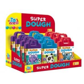 Io Creo. Super Dough Cuccioli Assortito Display 3 Titoli