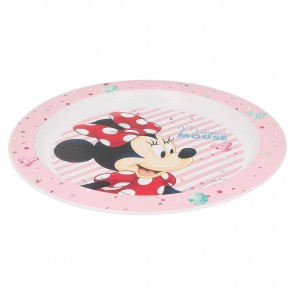 Minnie. Piatto Micro Kids