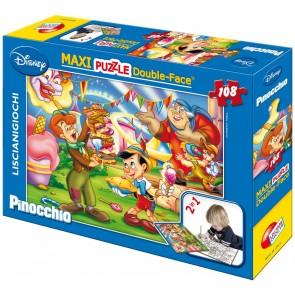 Disney Classici. Puzzle Df Supermaxi 108 Pinocchio