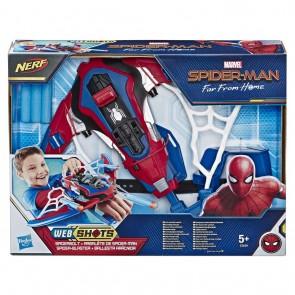 Nerf. Spider-Man. Movie Web Shots Blaster