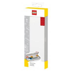 Astuccio LEGO rigido Rosso