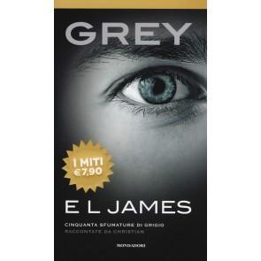Grey. Cinquanta sfumature di grigio raccontate da Christian