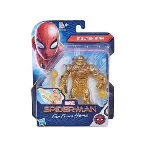 Spider-Man Far from Home Molten Man  15 cm