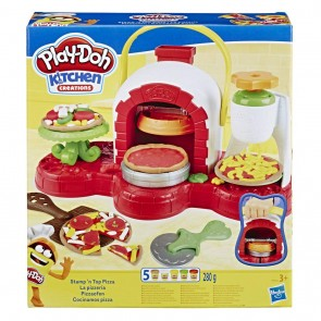 Play-Doh Kitchen Creations. La Pizzeria