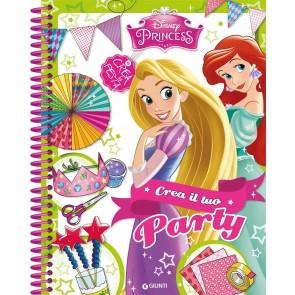Crea il tuo party. Fashion book. Disney princess. Ediz. a spirale