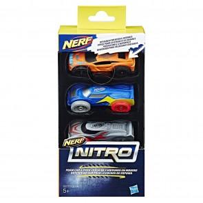 Nerf Nitro 3 Pack Hasbro