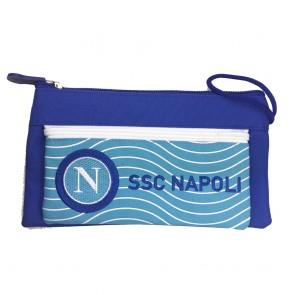 Gadget SSC Napoli. Astuccio a 2 cerniere