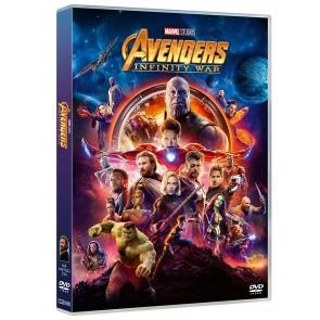 Avengers. Infinity War (DVD)